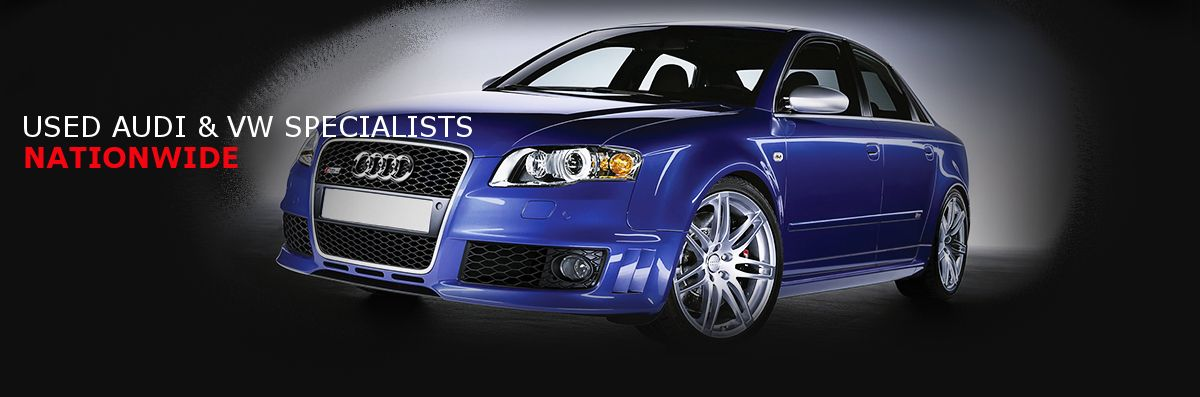 used audi specialists