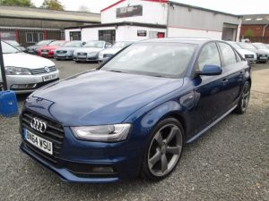 used audi a4 second hand